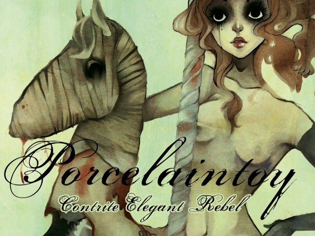 Listening to: Porcelaintoy